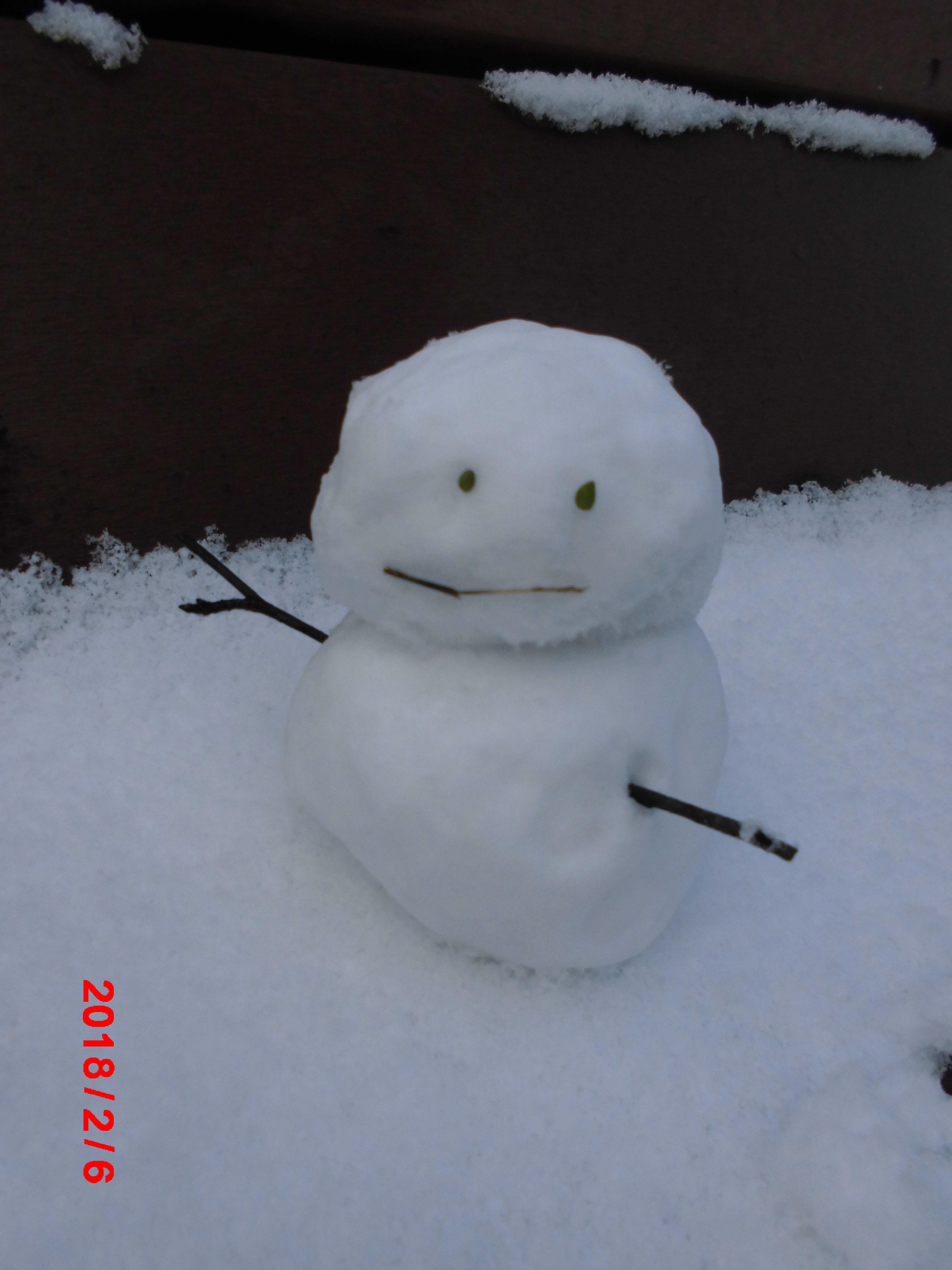雪あそび かがやき保育園 今宿